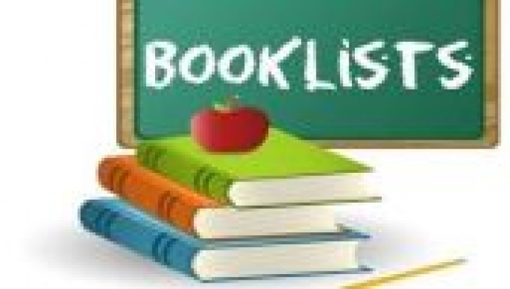 Book Lists 2021 - 2022
