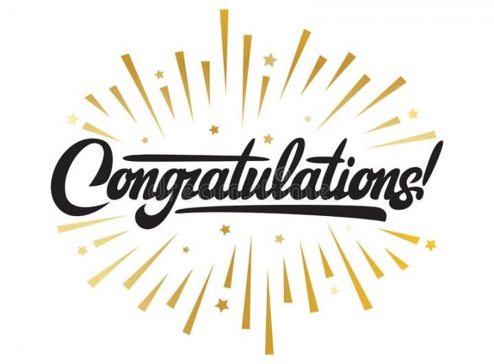 Congratulations - Economics & Music students